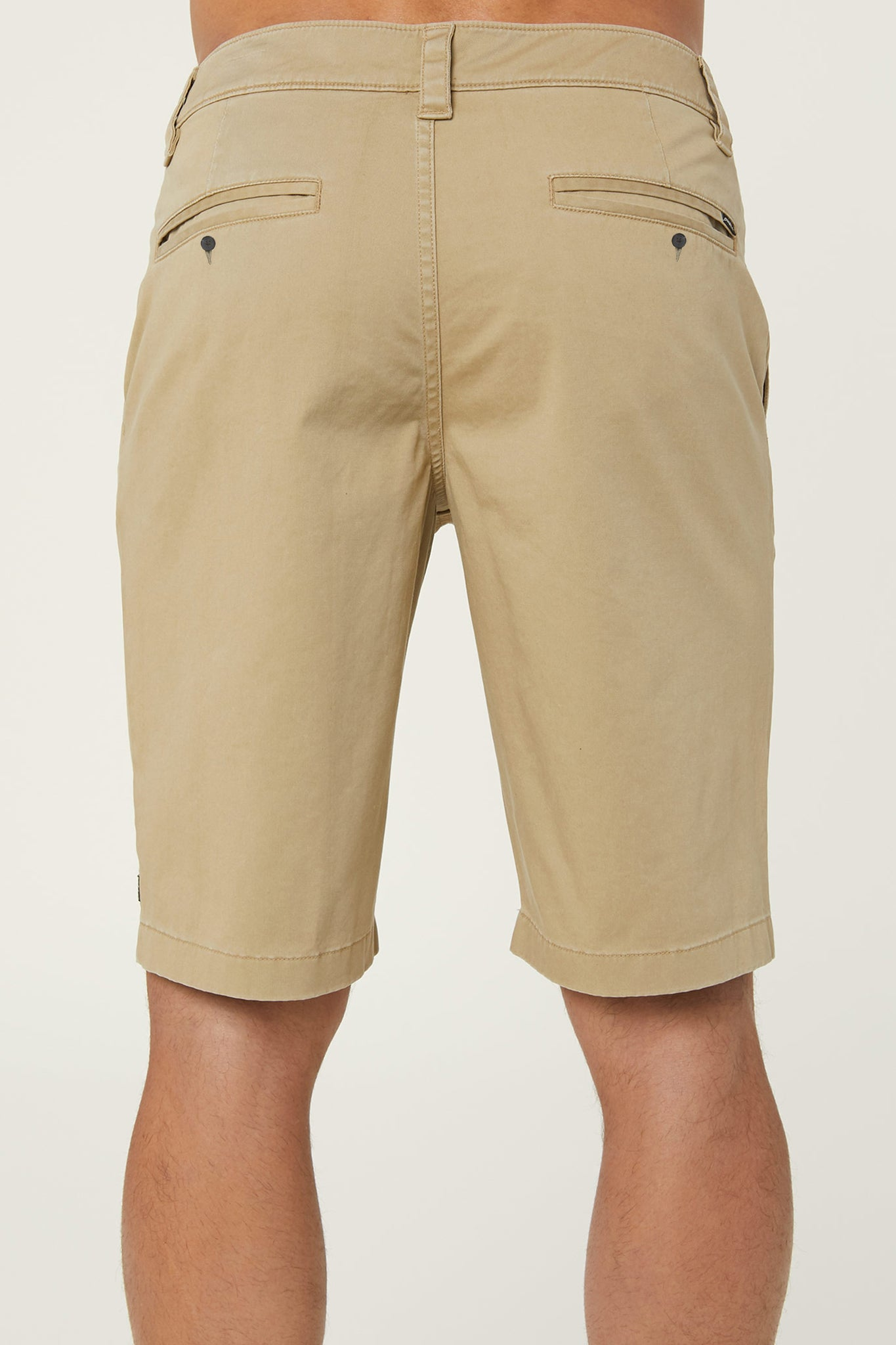 Redwood Stretch Shorts - Khaki | O'Neill