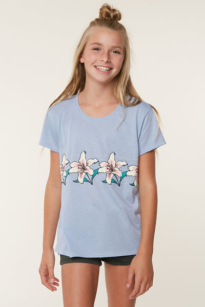 GIRLS LILY TEE