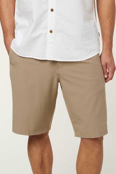LOADED SOLID HYBRID SHORTS