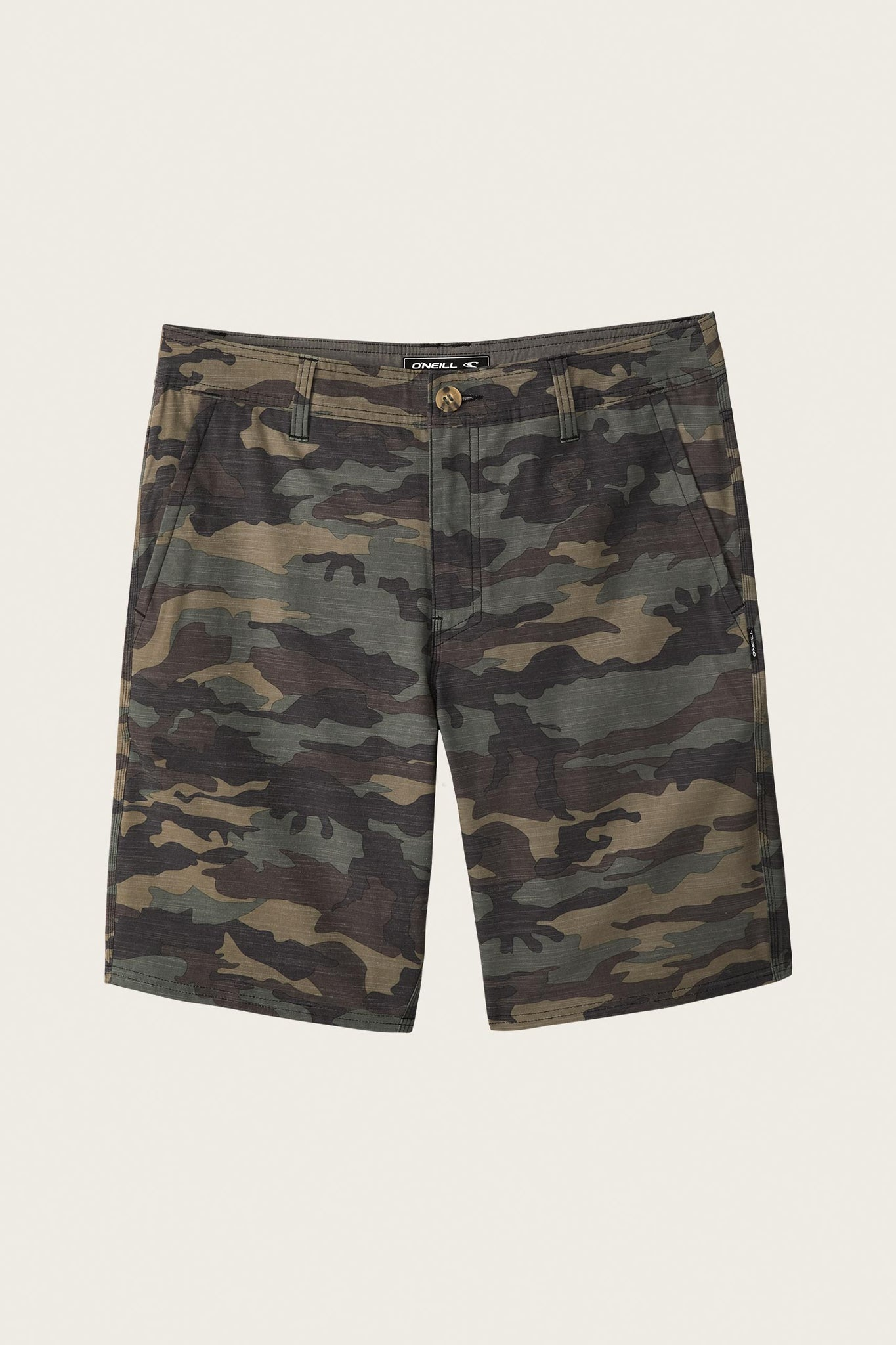 Locked Slub Hybrid Shorts - Camo | O'Neill