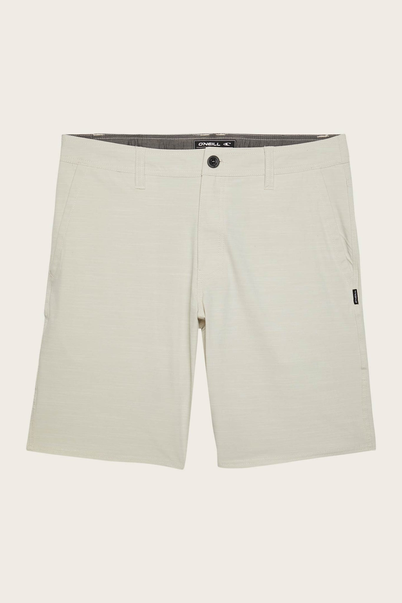 Locked Slub Hybrid Shorts - Light Khaki | O'Neill