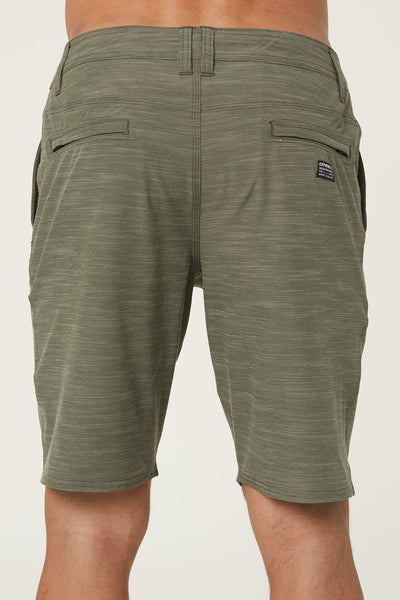 LOCKED SLUB HYBRID SHORTS