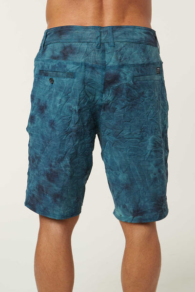LOCKED TYEDYE HYBRID SHORTS