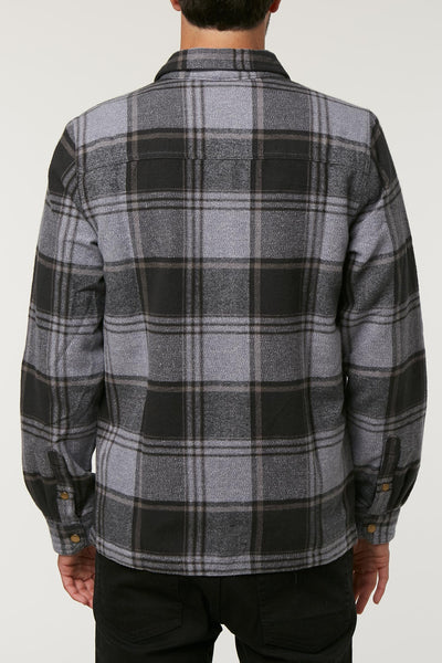 LODGE FLANNEL JACKET