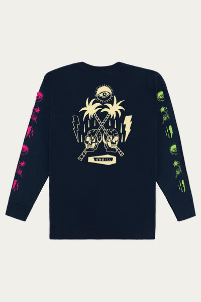 LOVERS COVE  LONG SLEEVE TEE