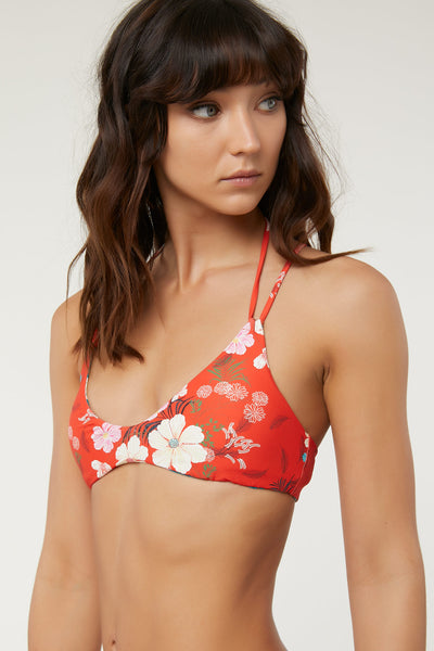 LUCY REVERSIBLE BRALETTE TOP