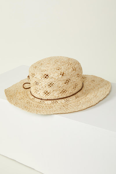 LUNAR DAYS STRAW HAT