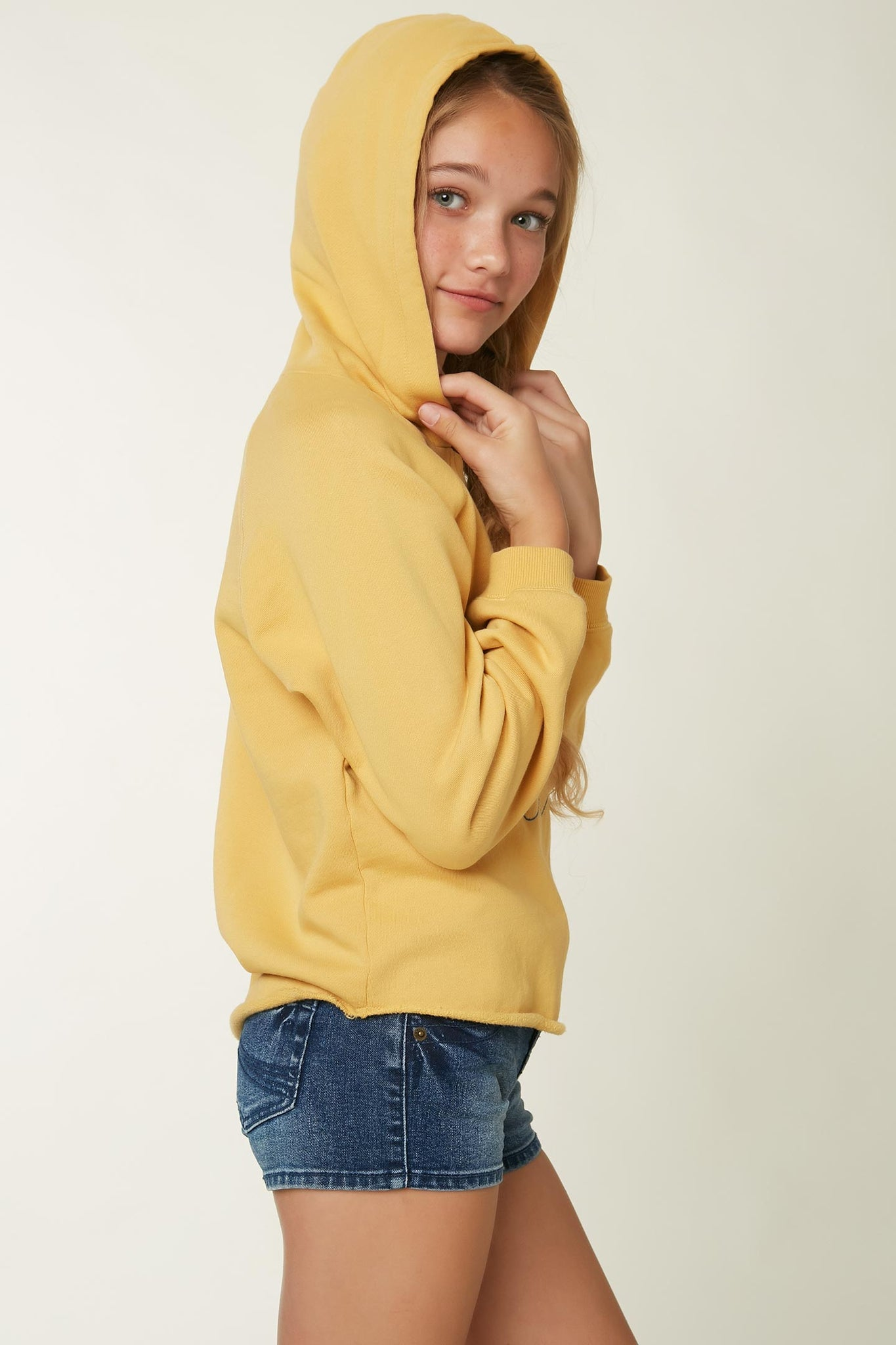 Girls Lyza Hooded Pullover | O'Neill
