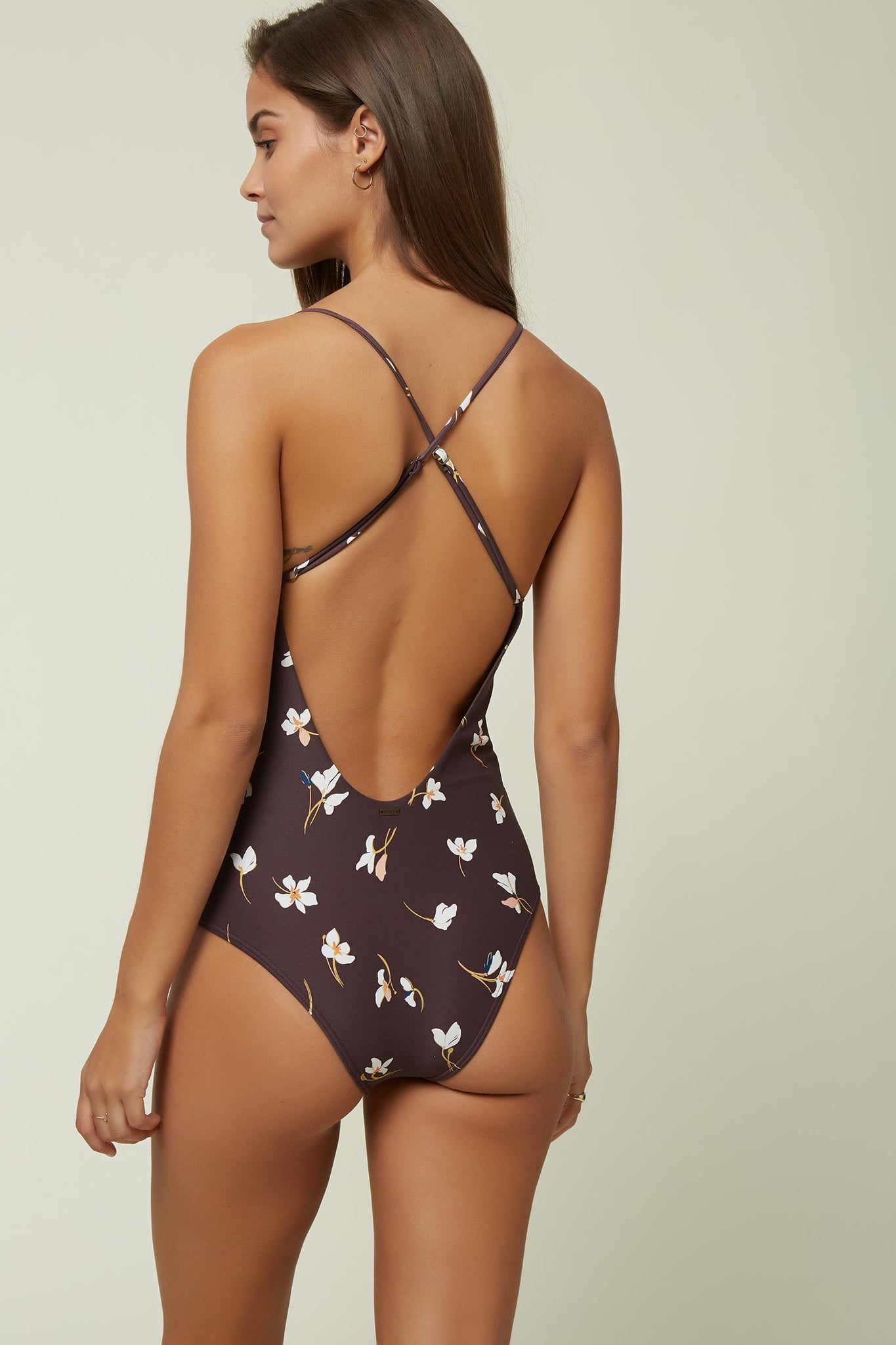 Mai Floral One Piece - Brown | O'Neill