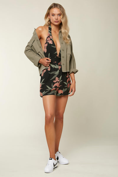 Maitai Floral Romper | O'Neill Clothing USA