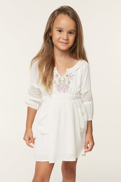 LITTLE GIRLS MALINA DRESS