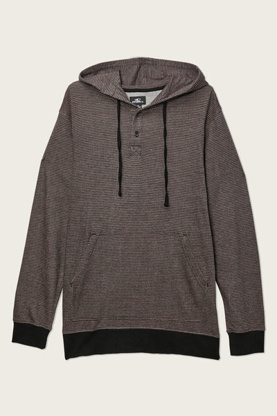 MAPPED OUT HOODED PULLOVER