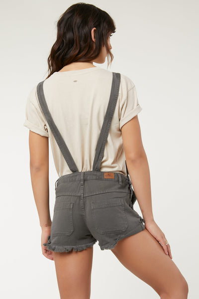 MATHILDA SHORT OVERALLS