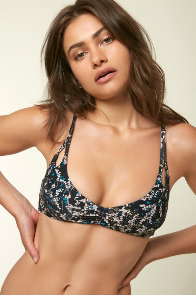 Mekena Floral Bralette Top | O'Neill Clothing USA