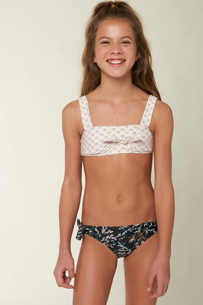 Girls Mekena Knot Top | O'Neill