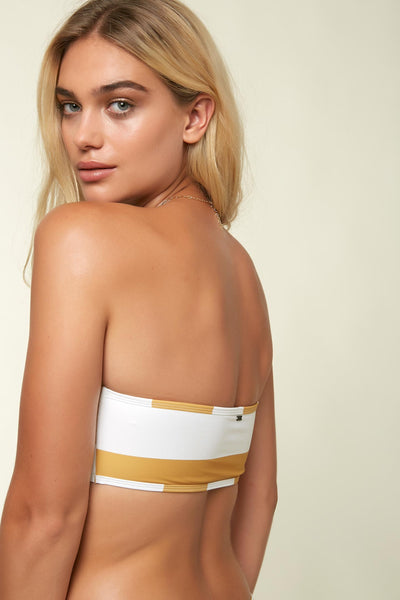 Mekena Stripe Bandeau Top | O'Neill Clothing USA