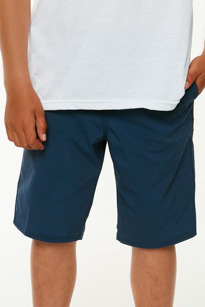BOYS STOCKTON HYBRID SHORTS