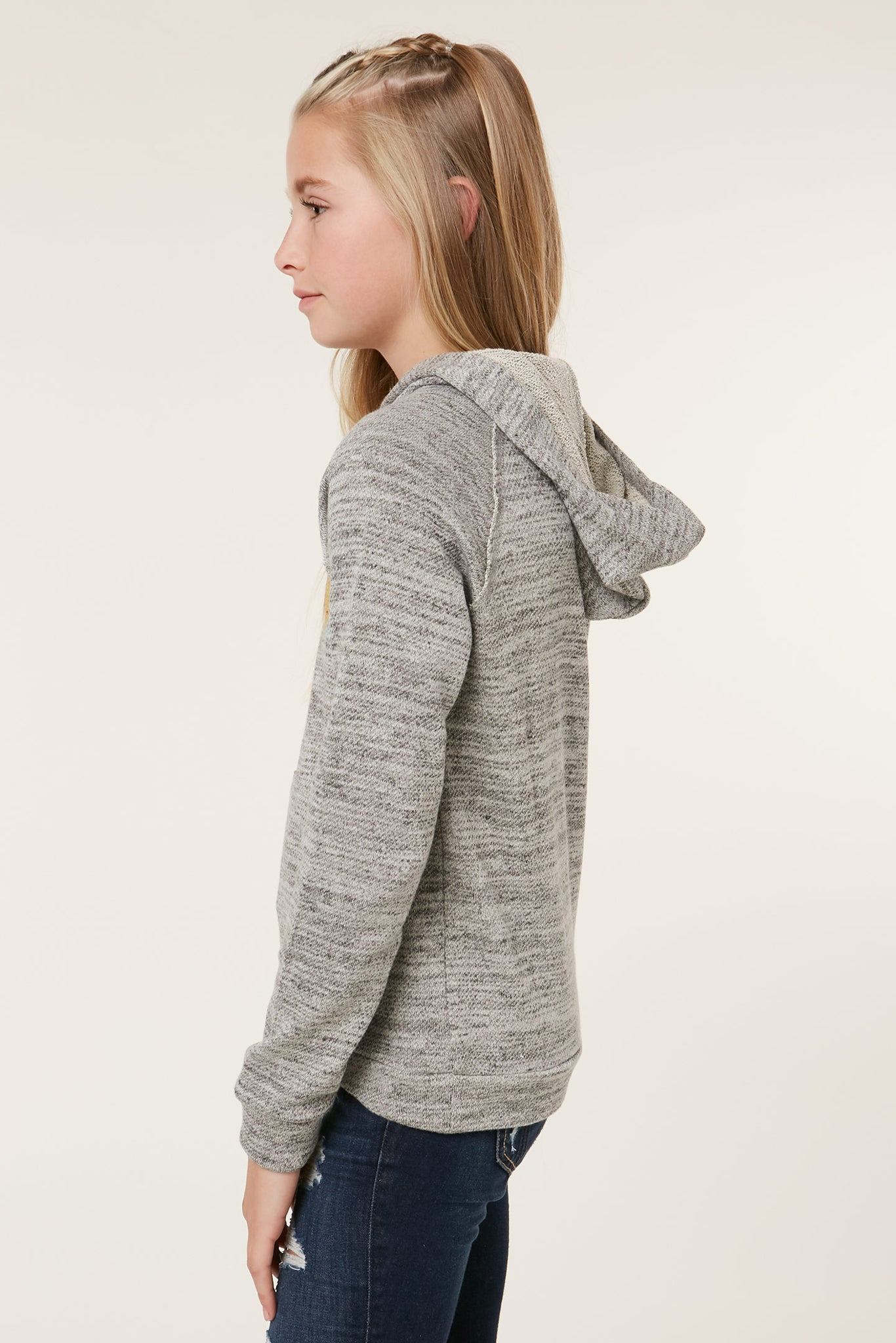 Girls Mini Pineapple Hoodie | O'Neill