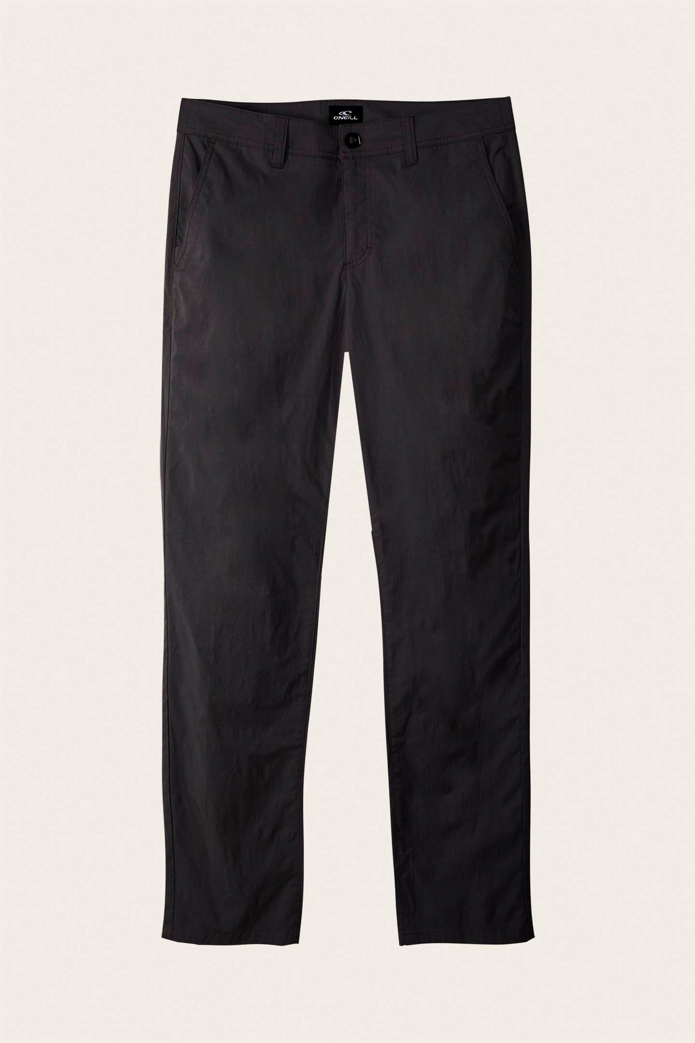 Mission Hybrid Chino Pants - Black | O'Neill