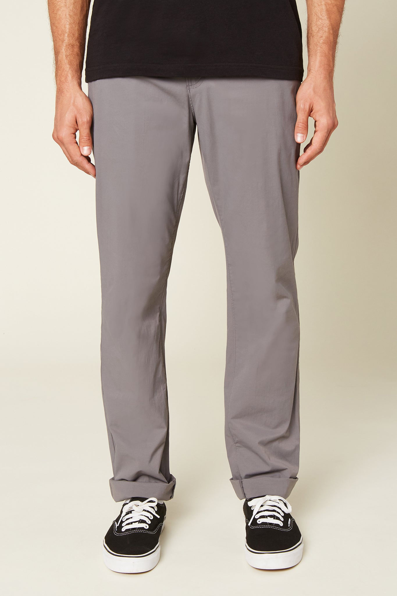 Mission Hybrid Chino Pants - Grey | O'Neill