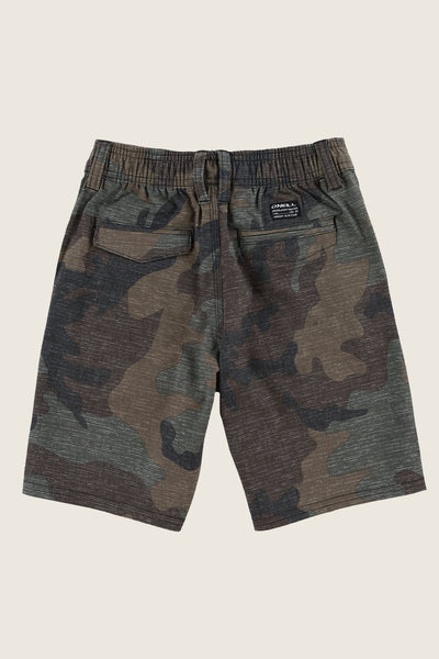 LITTLE BOYS MIXED HYBRID SHORTS