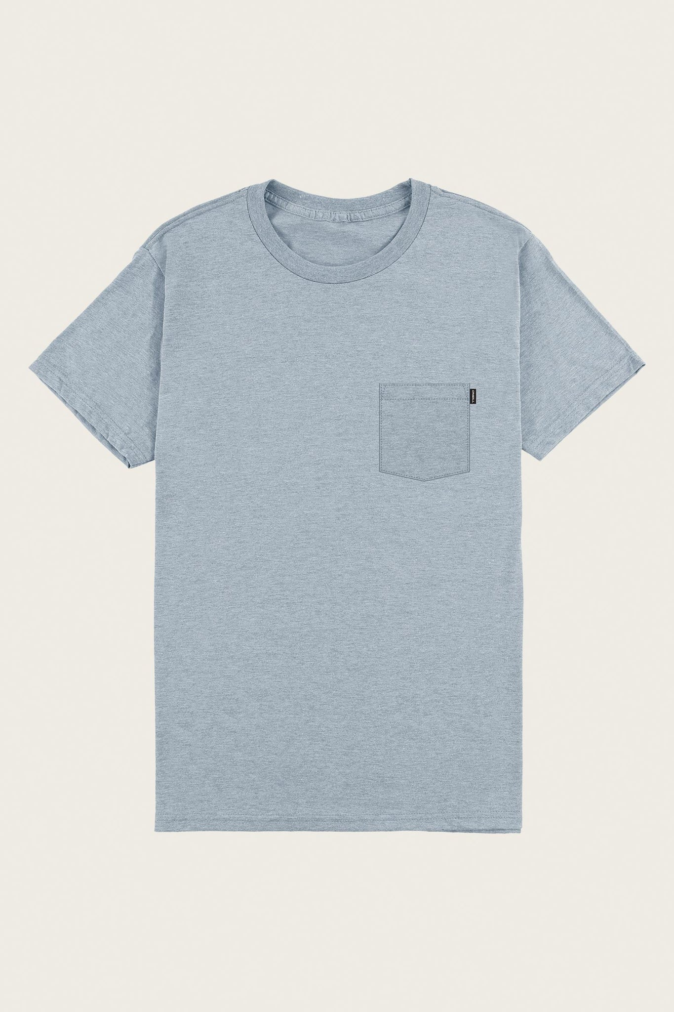 Blank Modern Pocket Tee - Light Indigo | O'Neill