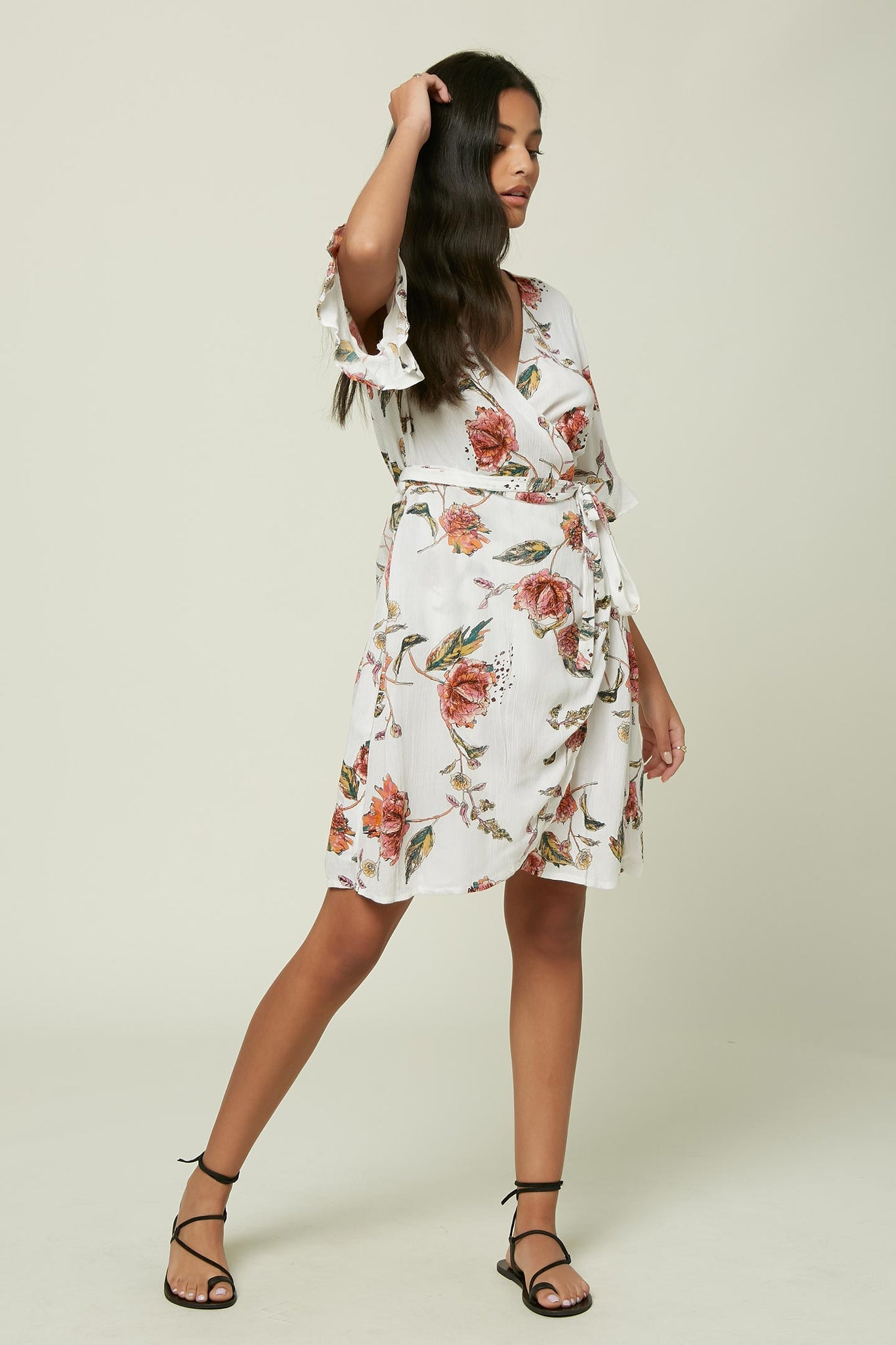 Molly Floral Dress - Winter White | O'Neill