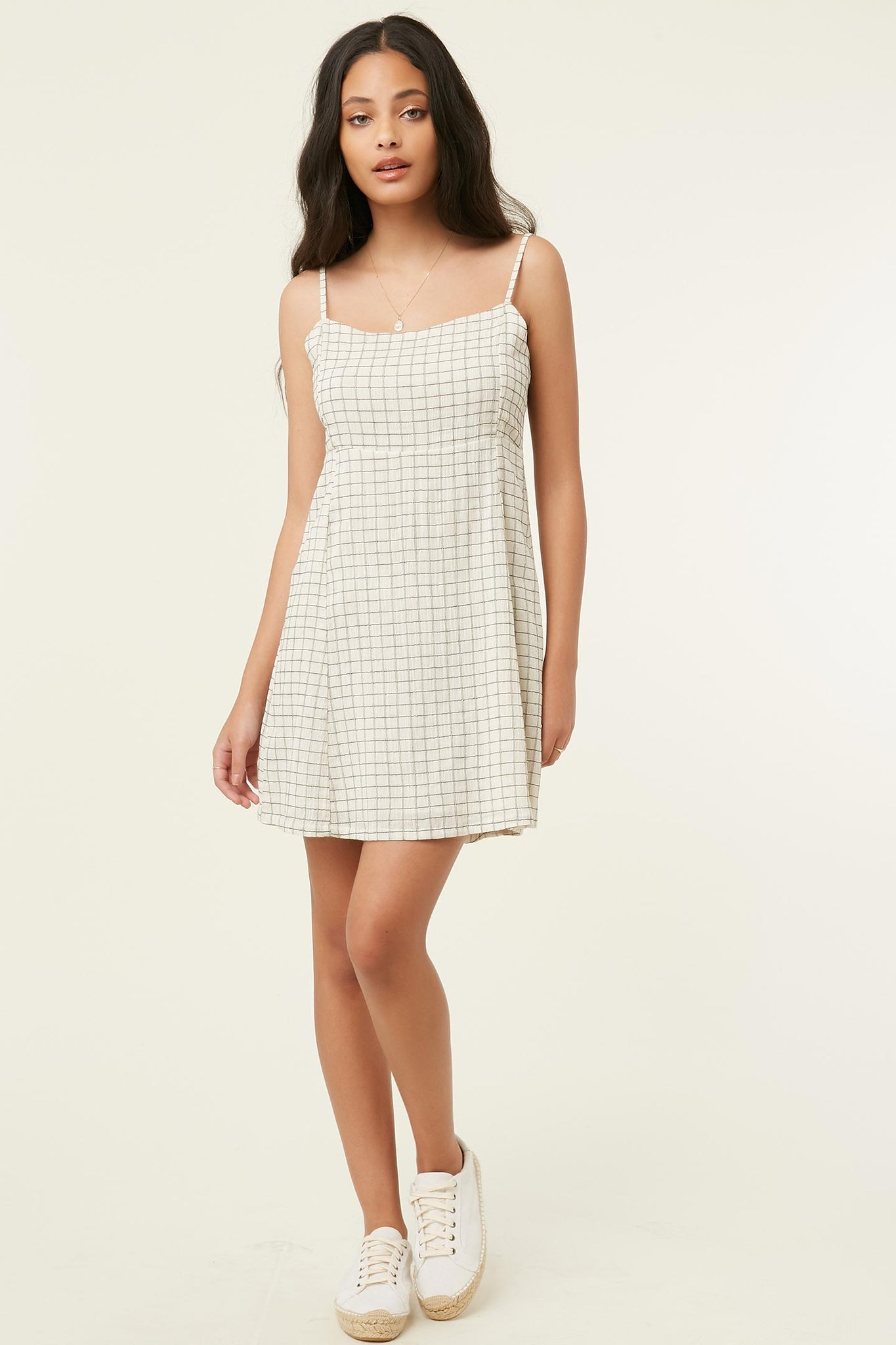 Monica Dress - White | O'Neill