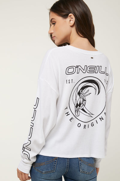 MONUMENTAL LONG SLEEVE TEE