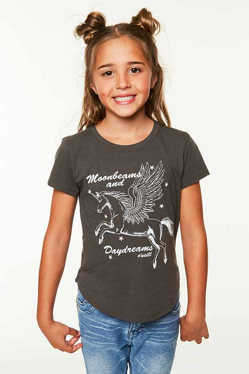 LITTLE GIRLS MOONBEAM TEE