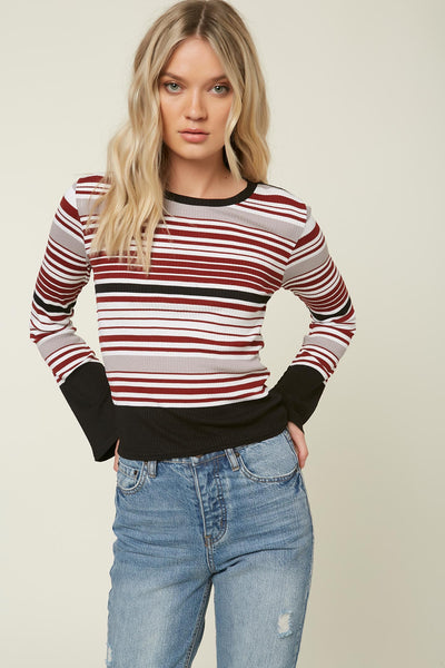 MORALES KNIT SWEATER