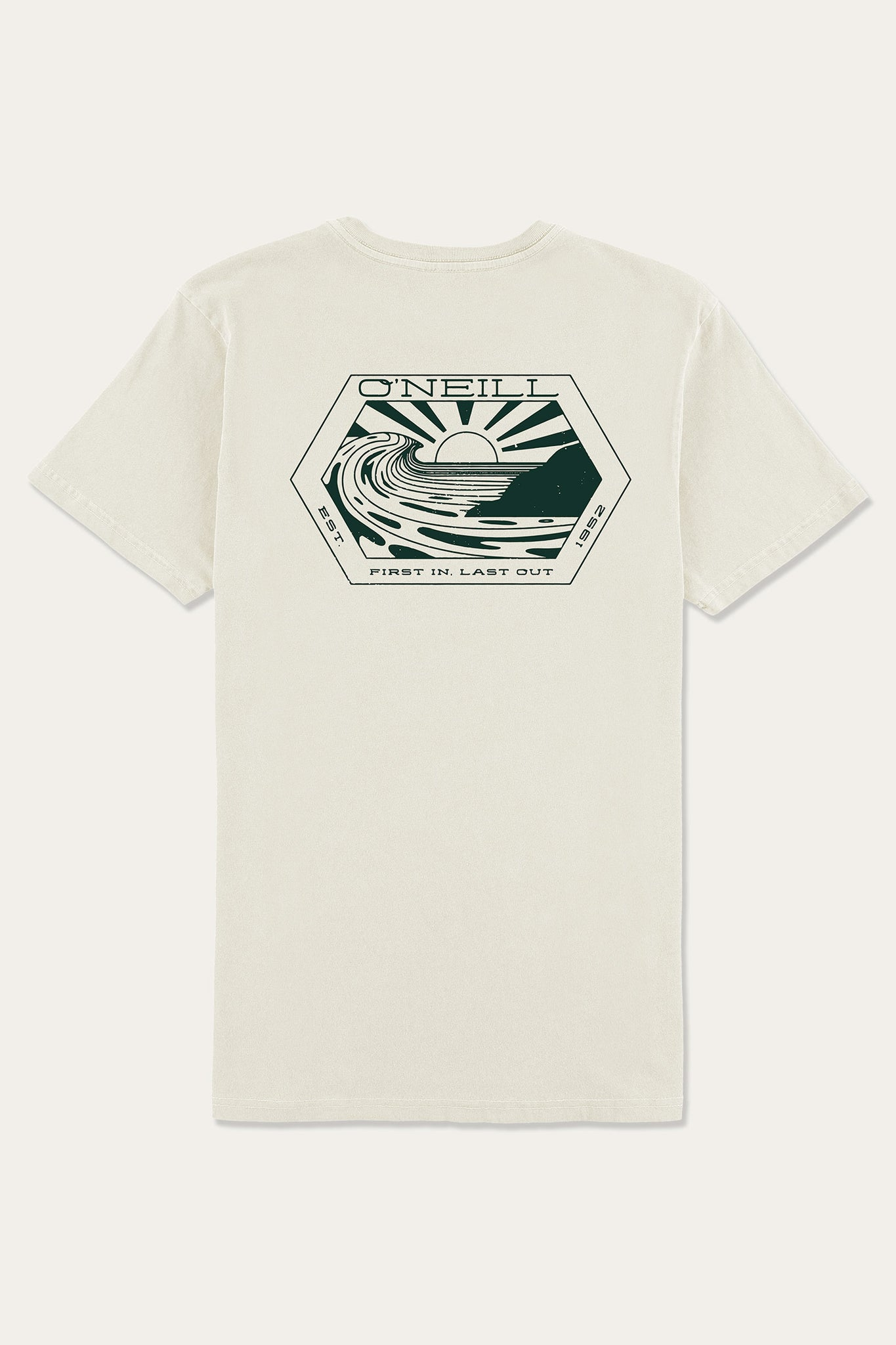 Mornings Tee - Bone | O'Neill
