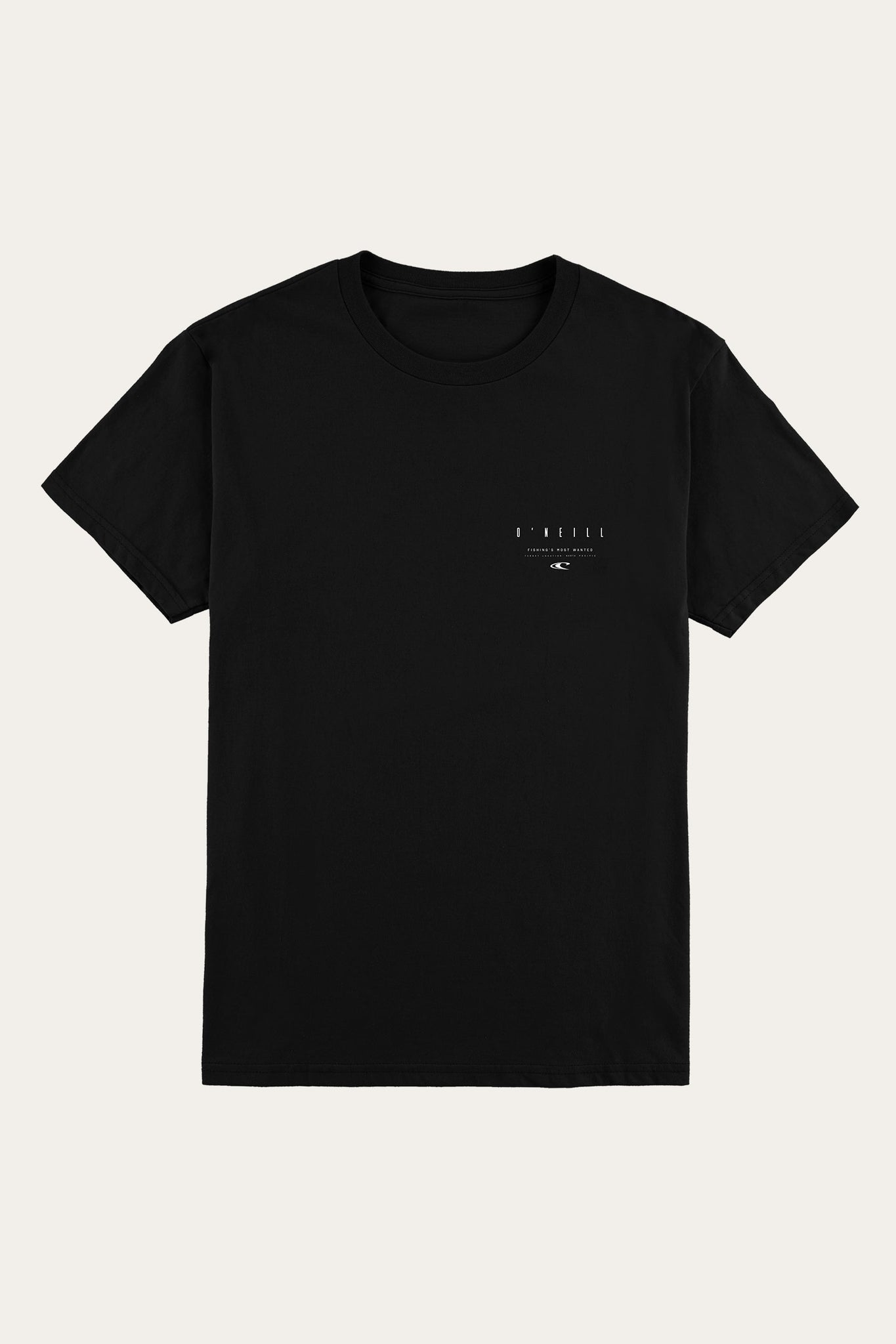 Most Wanted Tee - Black | O'Neill