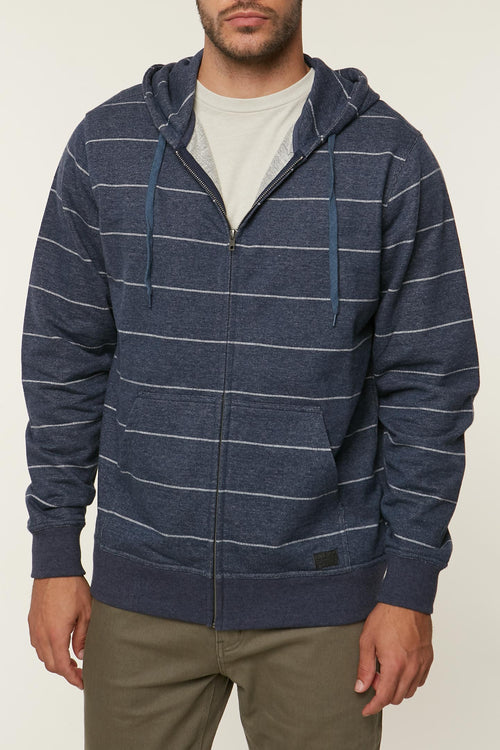 MURPHY ZIP FLEECE