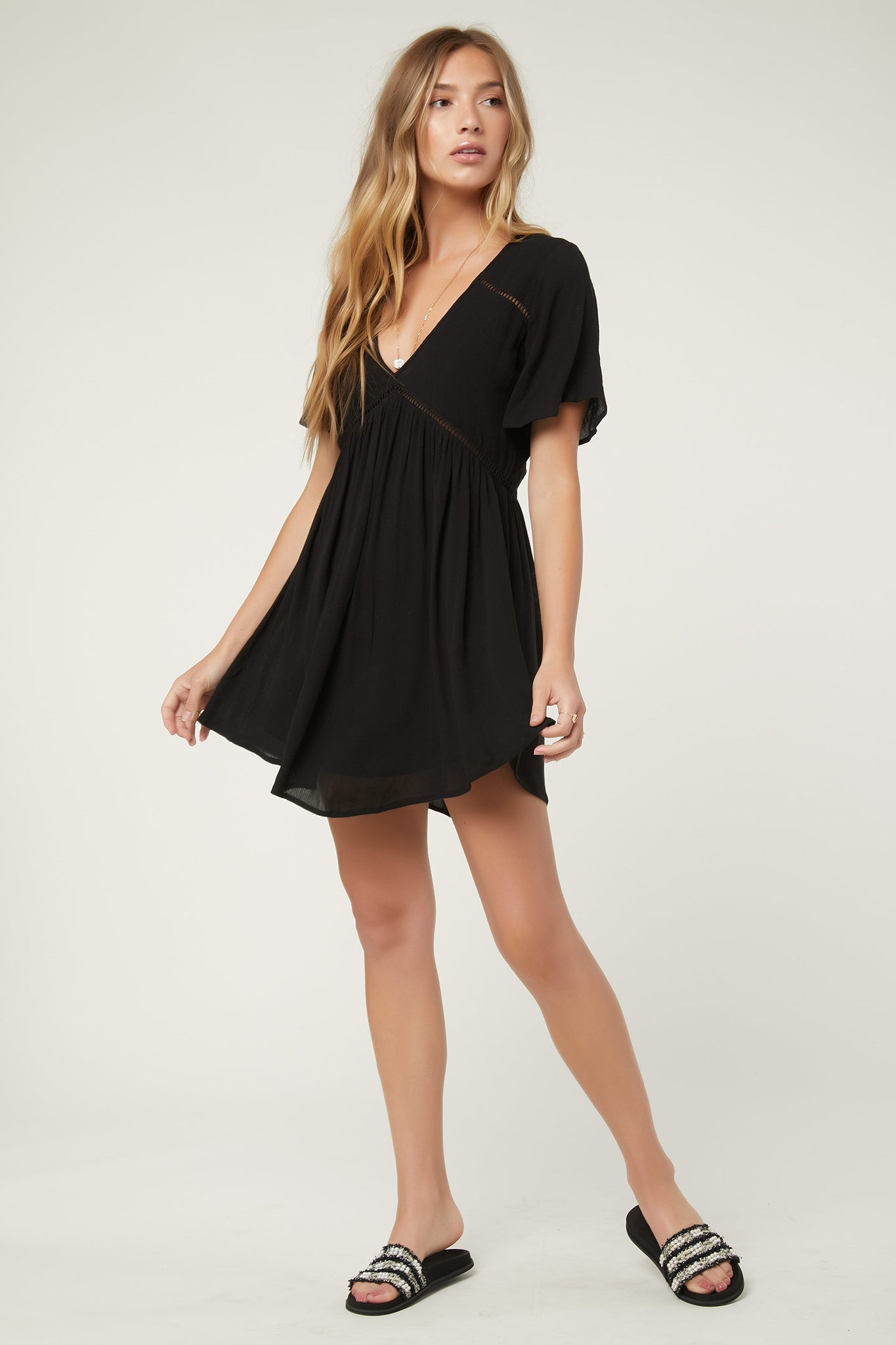 Naples Dress - Black | O'Neill
