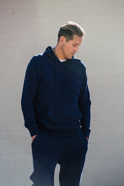 CLOUDBREAK HOODED PULLOVER