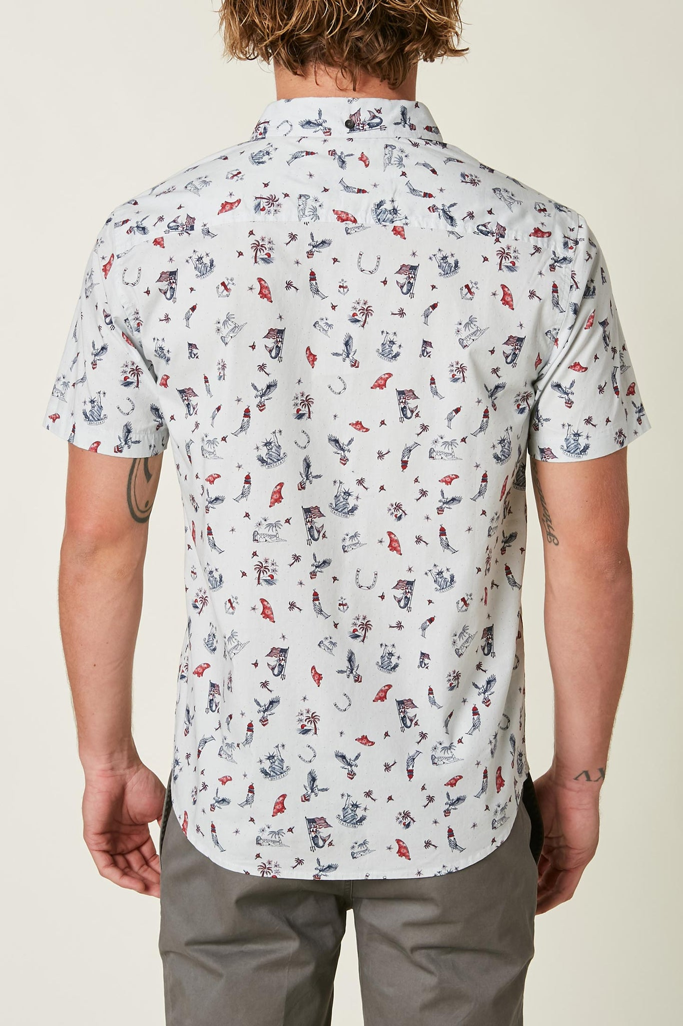 New Merica Shirt | O'Neill Clothing USA