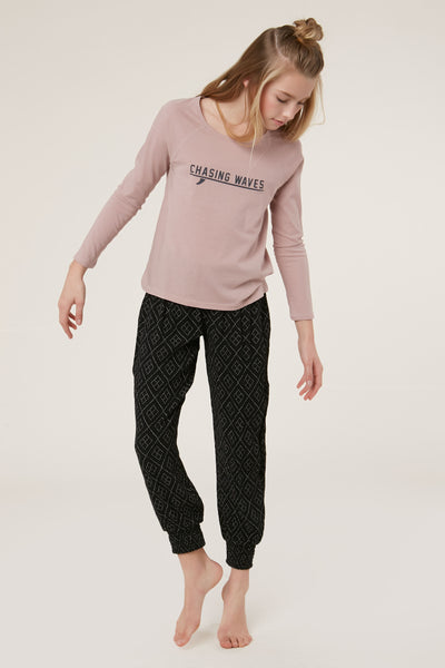 GIRLS NIGHT FLARE PANTS