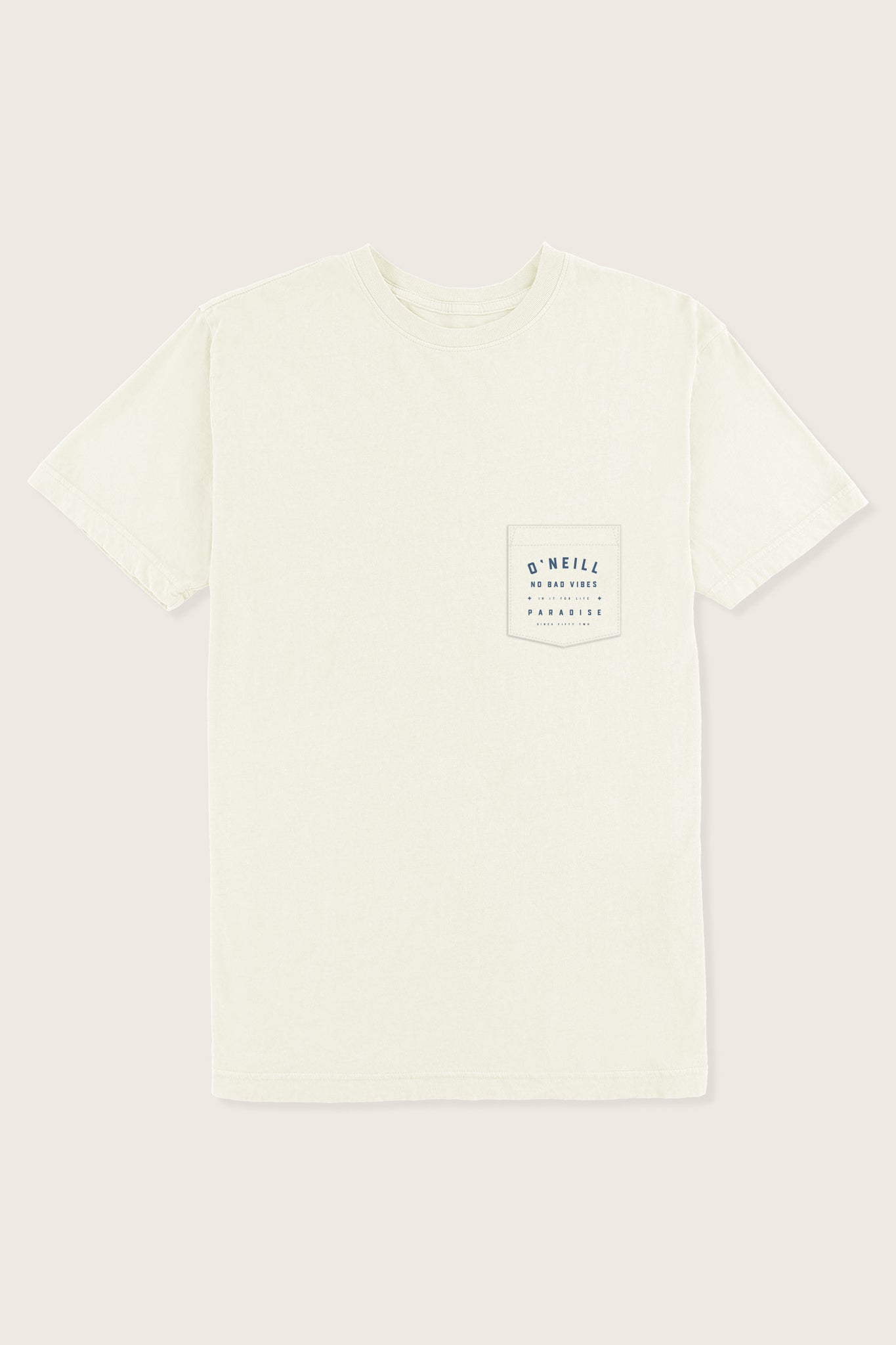 No Bad Vibes Pocket Tee | O'Neill Clothing USA