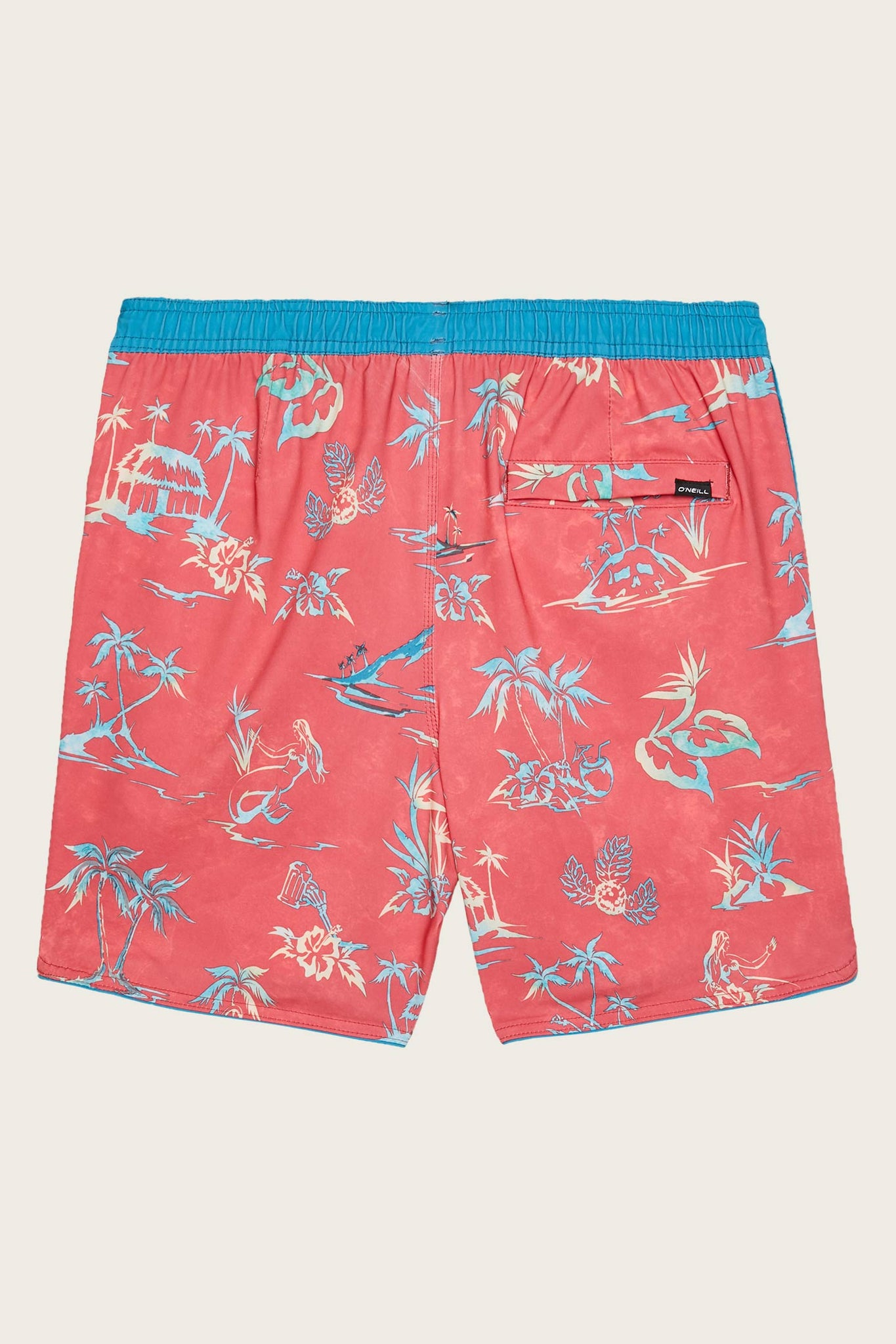 Noise Volley Boardshorts - Coral | O'Neill