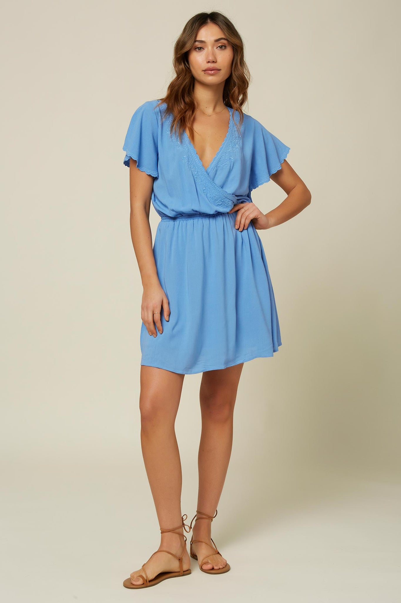 Nolita Dress - Silver Lake Blue | O'Neill