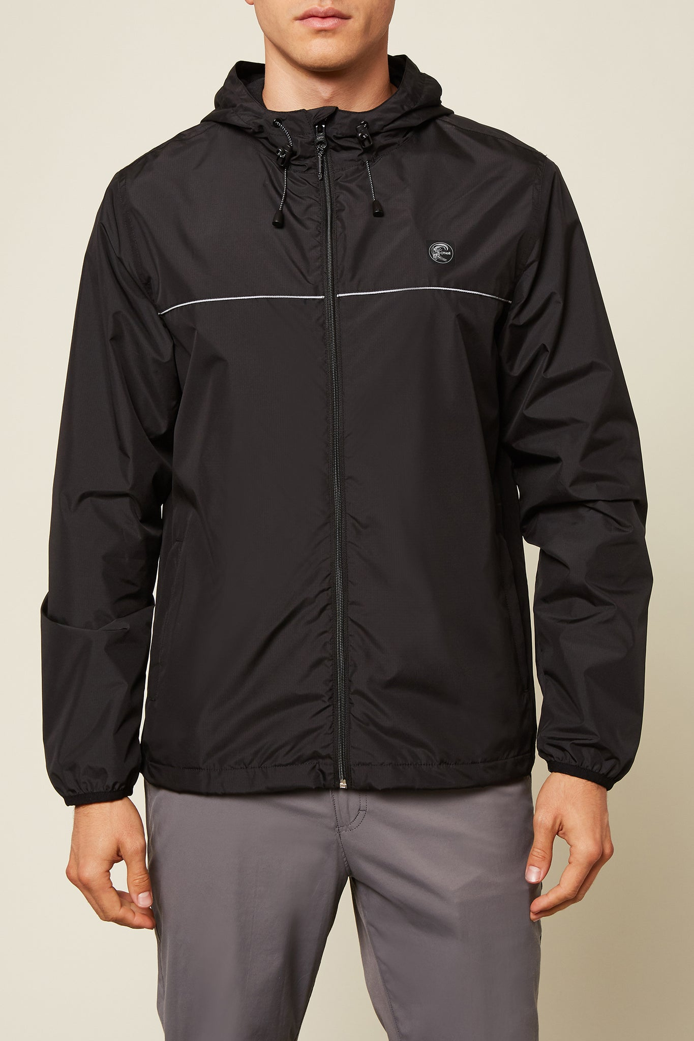 Nomadic Windbreaker - Black | O'Neill