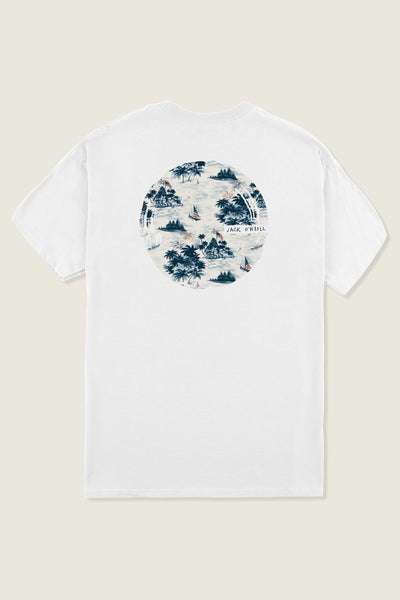 JACK O'NEILL OFF SET POCKET TEE