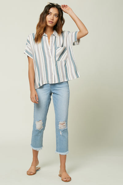 OGIER STRIPED TOP