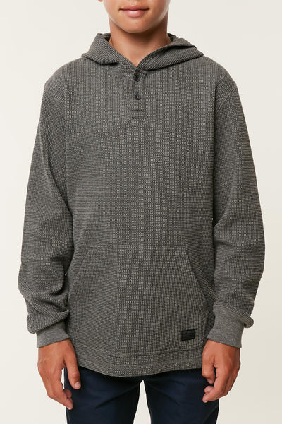 BOYS OLYMPIA HOODED PULLOVER