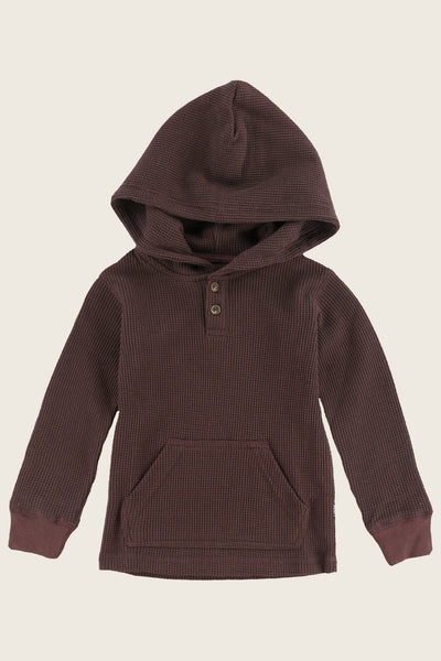 LITTLE BOYS OLYMPIA HOODED THERMAL