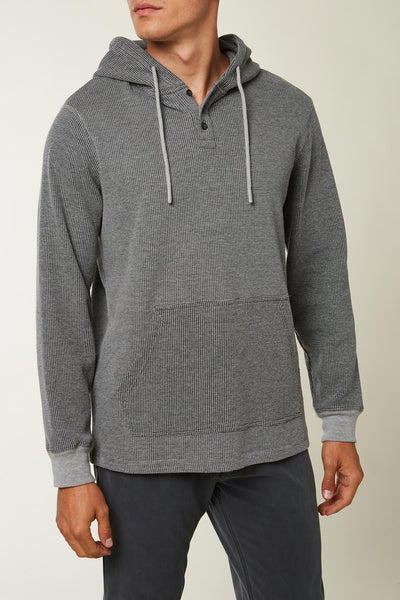 OLYMPIA HOODED PULLOVER