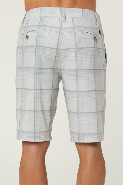 Outsider Plaid Hybrid Shorts | O'Neill Clothing USA