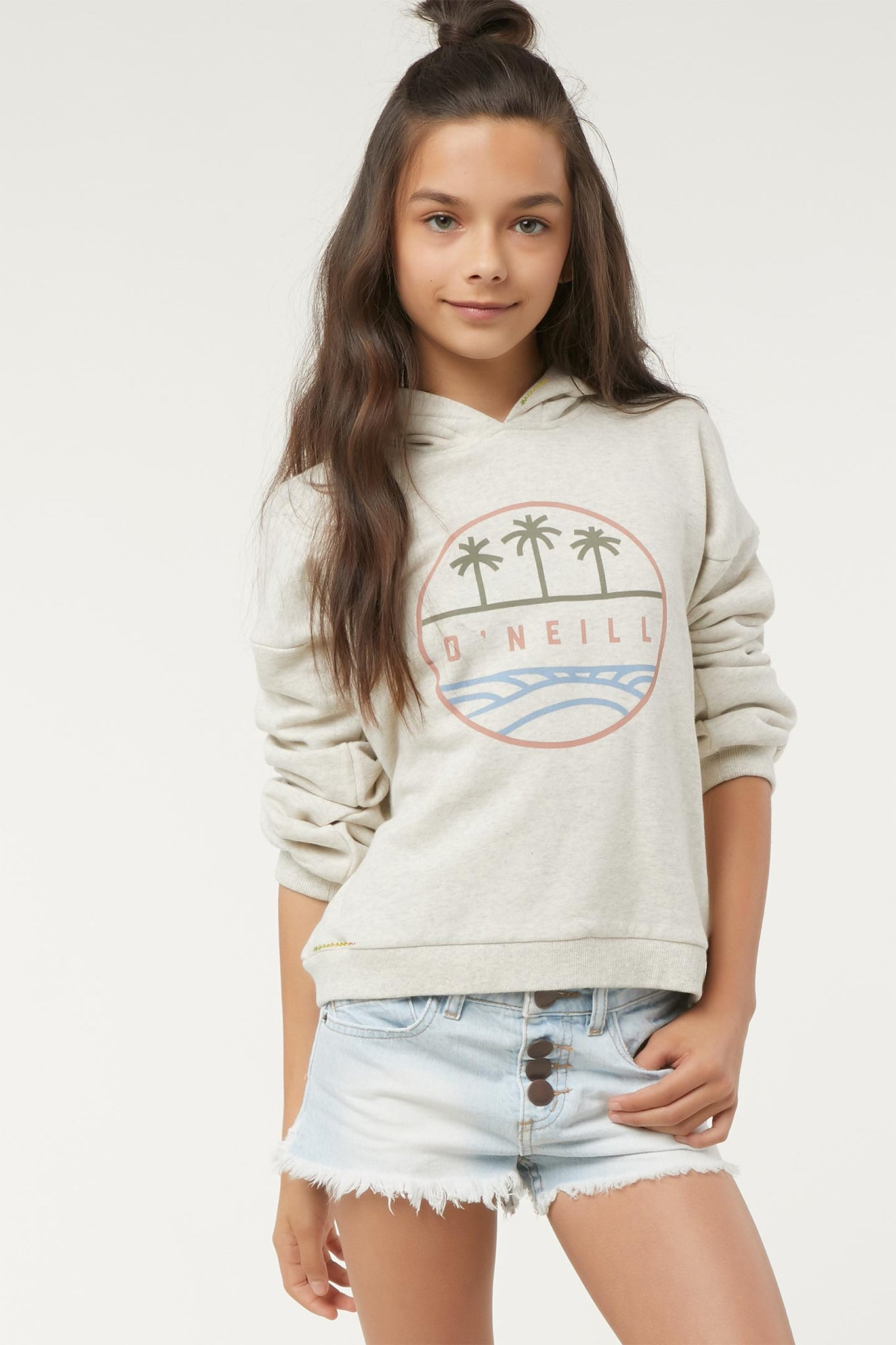 Girls Palm City Pullover | O'Neill Clothing USA