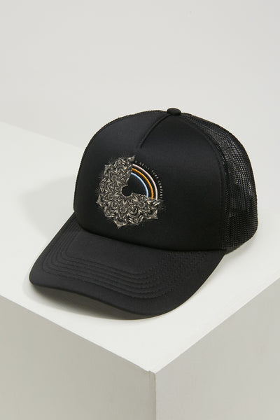 abf062760c1 PALM DAZE TRUCKER HAT ...